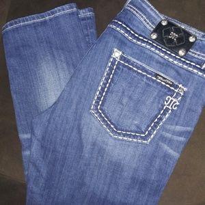 Miss me's jeans used women's sz. 31 short